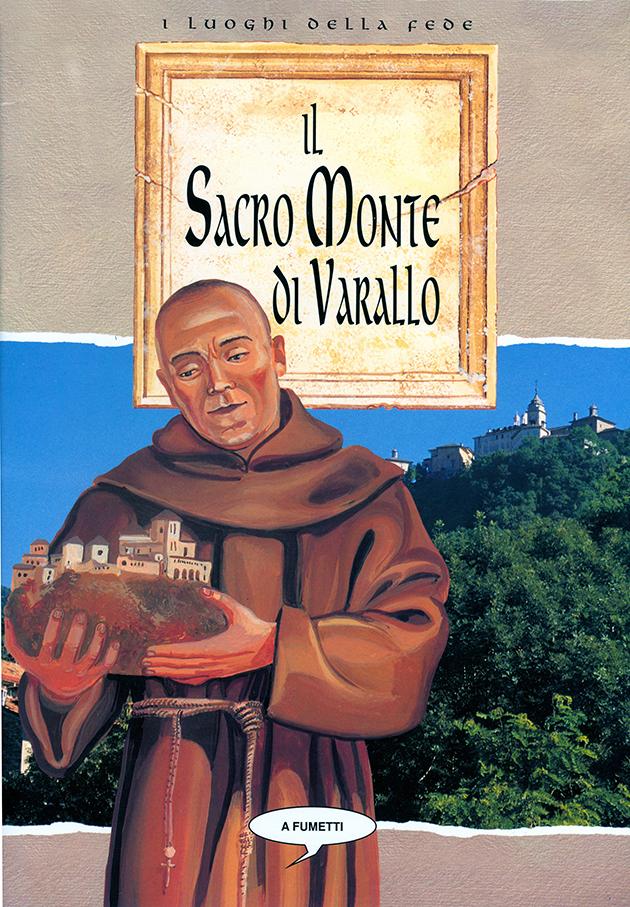 Il Sacro Monte a fumetti – Libro