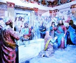 18 – La Resurrezione di Lazzaro