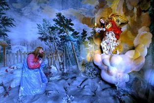 21 – Gesù nell'Orto degli Ulivi