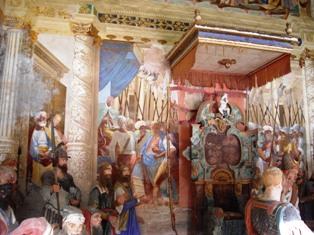 25 – Gesù al tribunale di Caifas