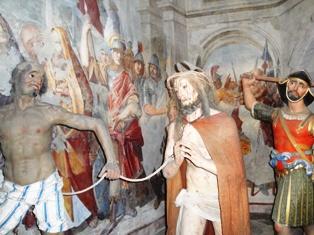 32 – Gesù sale la scala del Pretorio
