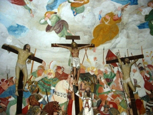 38 – Gesù muore sulla croce