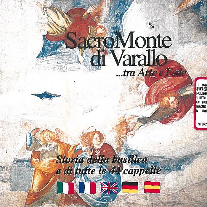 Il Sacro Monte – CD-Rom