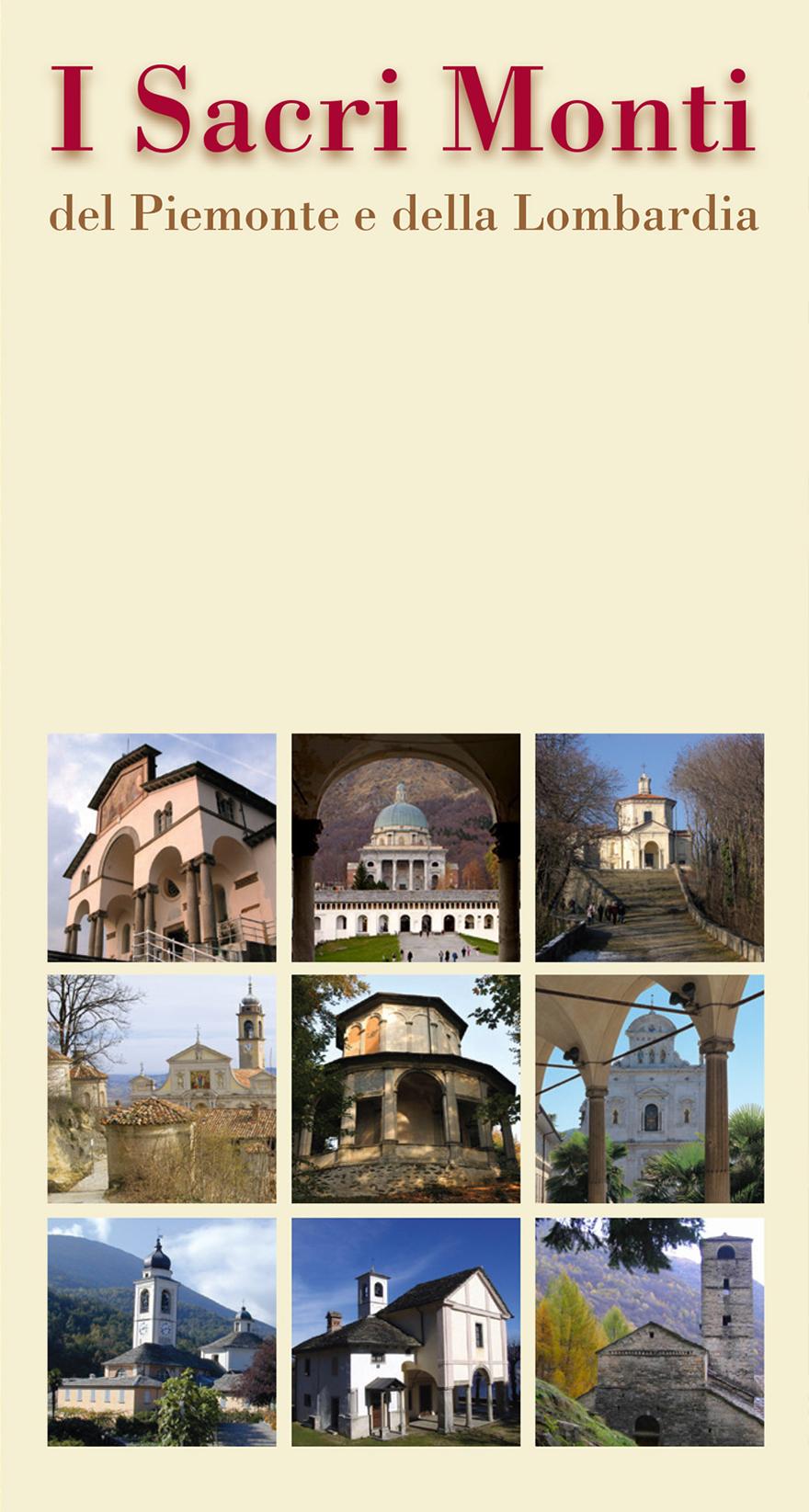 I Sacri Monti – Libro