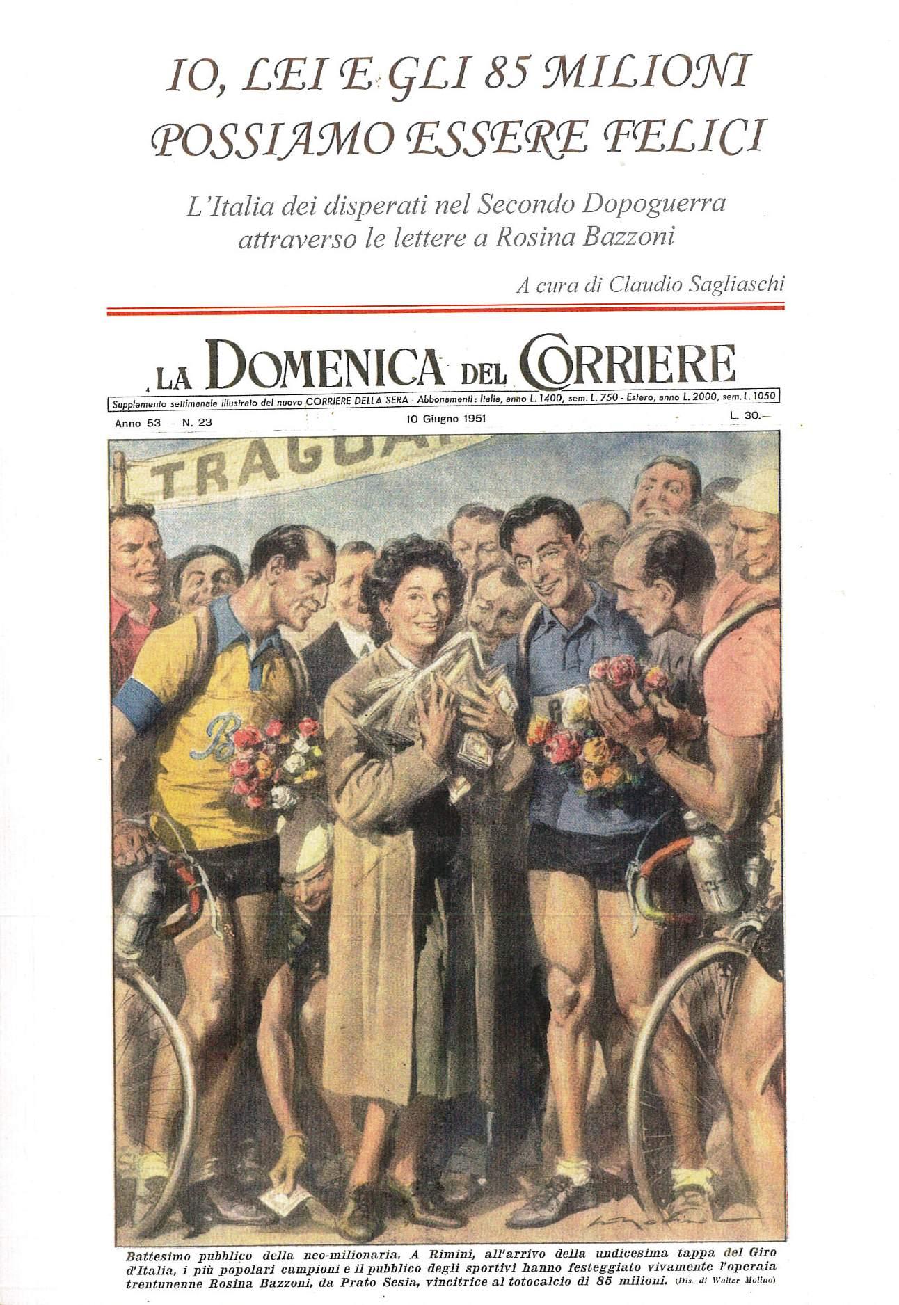 L'Italia dei Disperati nel Secondo Dopoguerra attraverso le lettere a Rosina Bazzoni