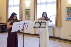Duo violinistico