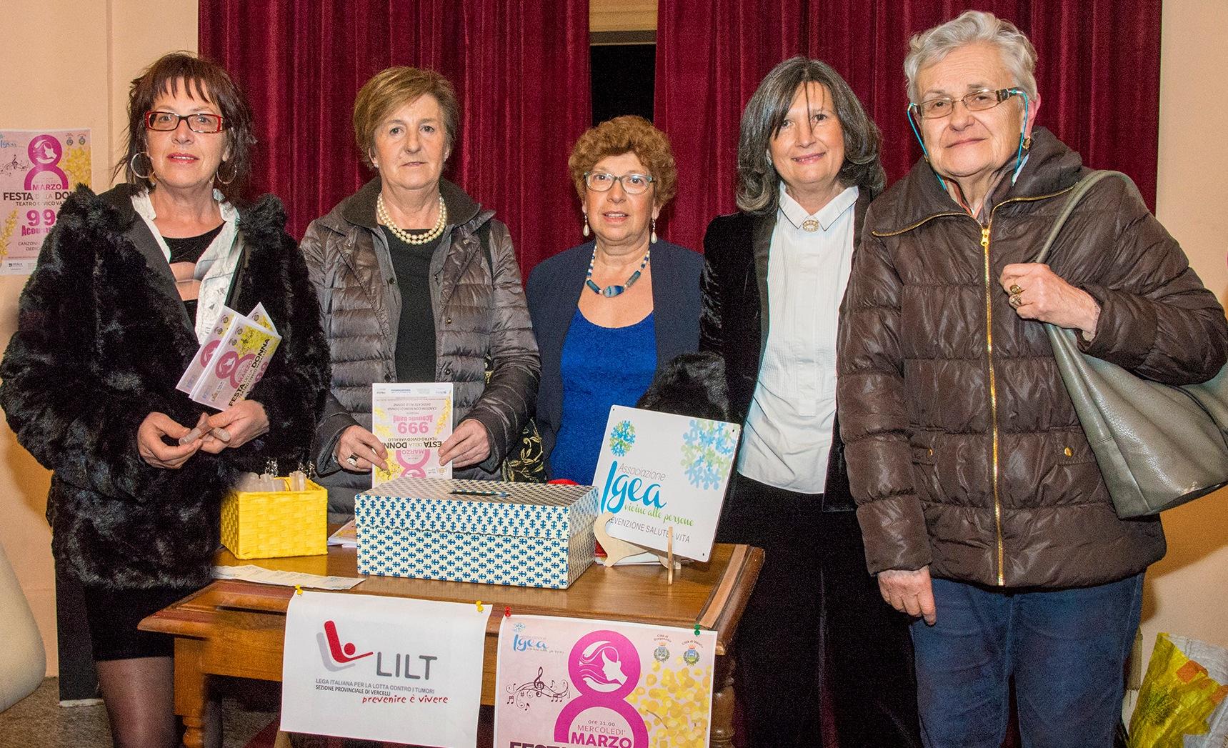Visite gratuite a Borgosesia: Sinergia tra ASL Vercelli, Associazione Igea e Lilt, sezione di Vercelli