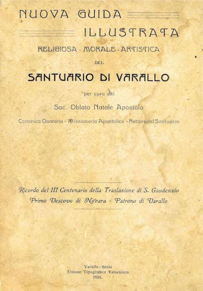 Nuova Guida Illustrata – Sac. Natale Apostolo, 1911
