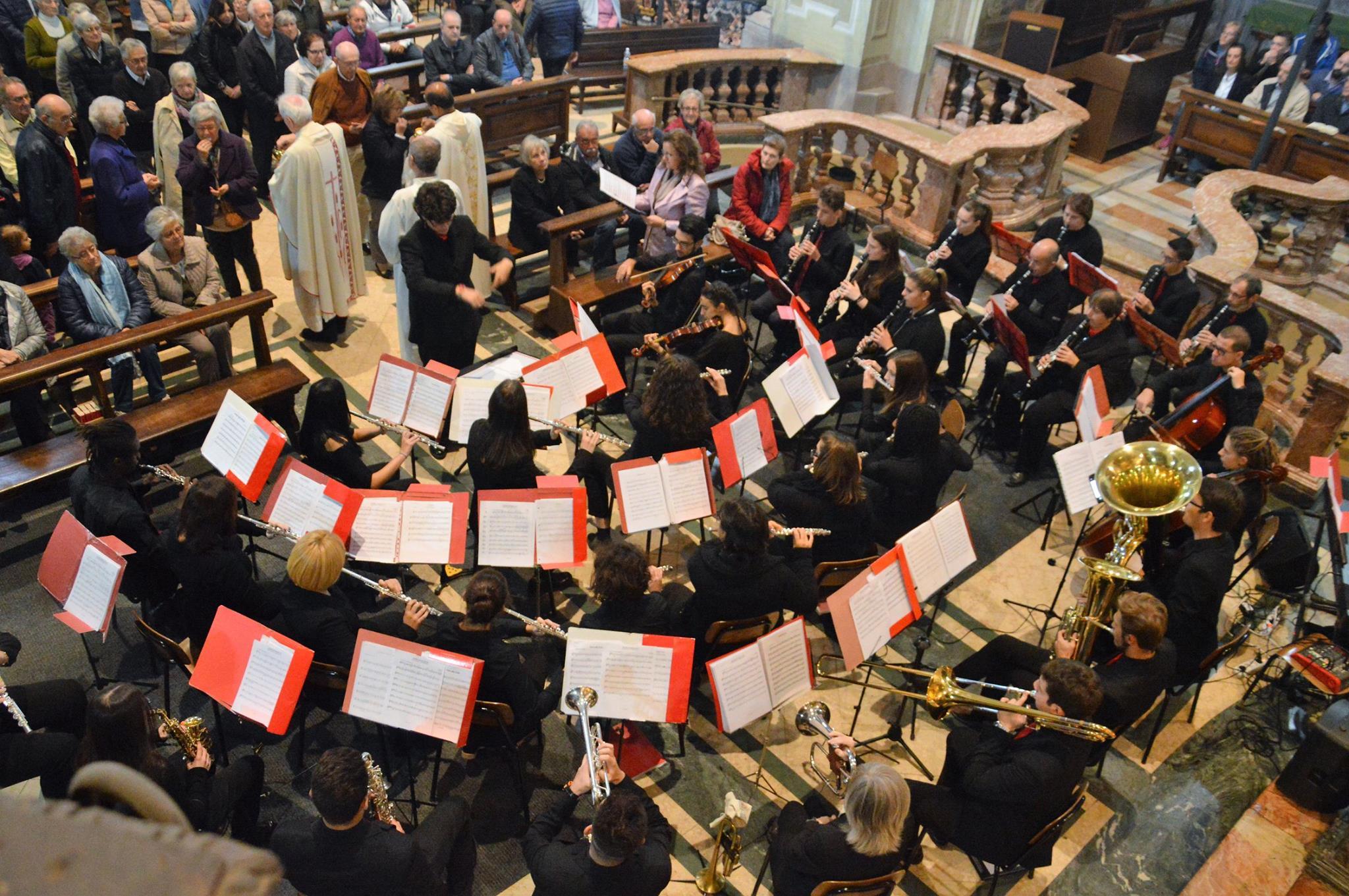 Orchestra Ex novo – in occasione festeggiamenti per il Rettore, e festa del fondatore Beato Bernardino Caimi