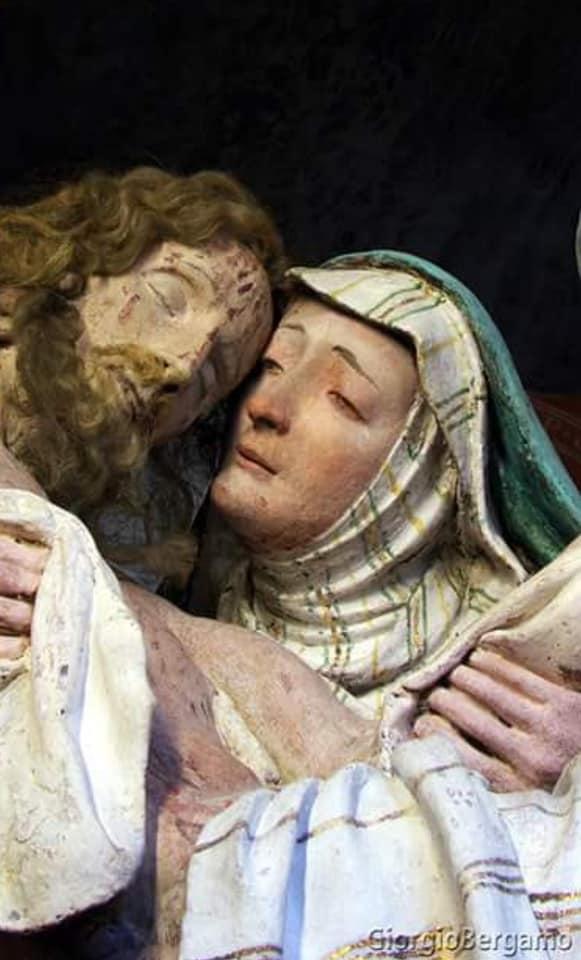 VENERDÌ DI QUARESIMA:   Via Crucis e Santa Messa