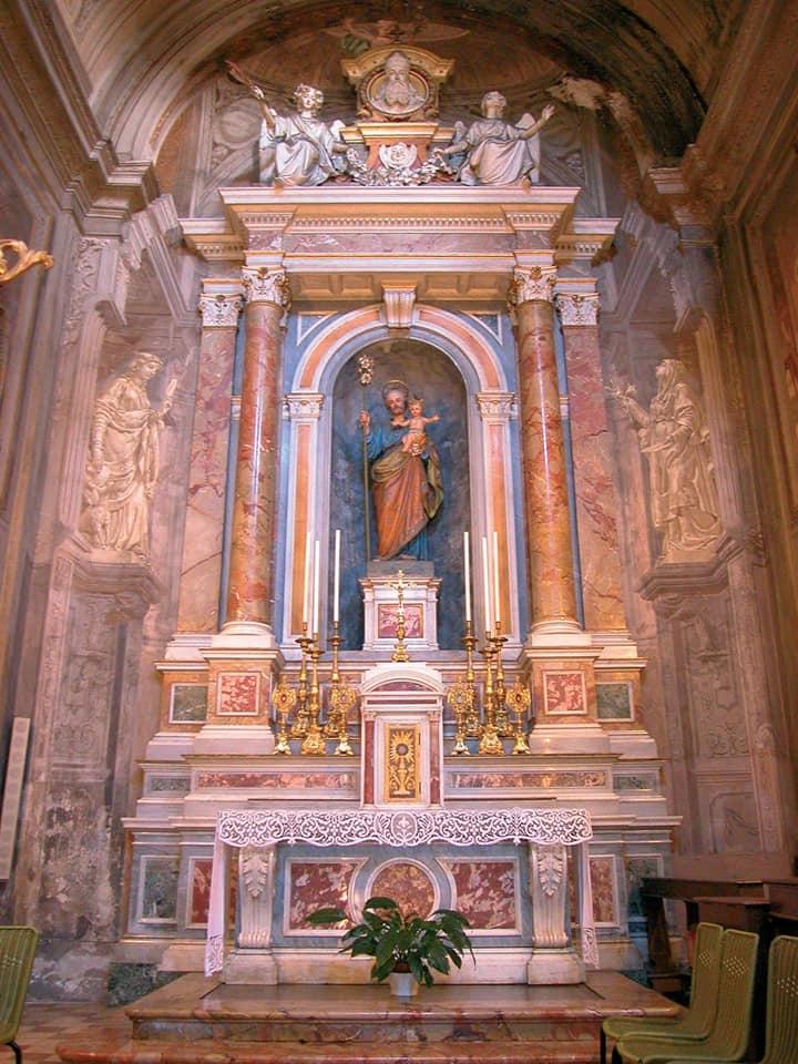 L' Altare di S.Giuseppe