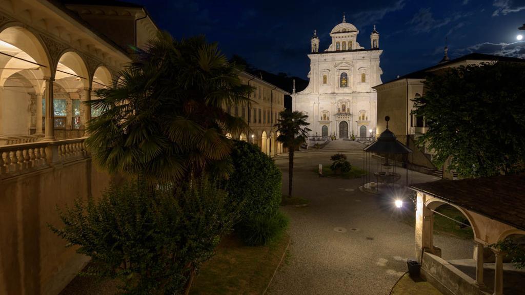 Il Sacro Monte si accende: debuttano le nuove luci in 3 cappelle del percorso