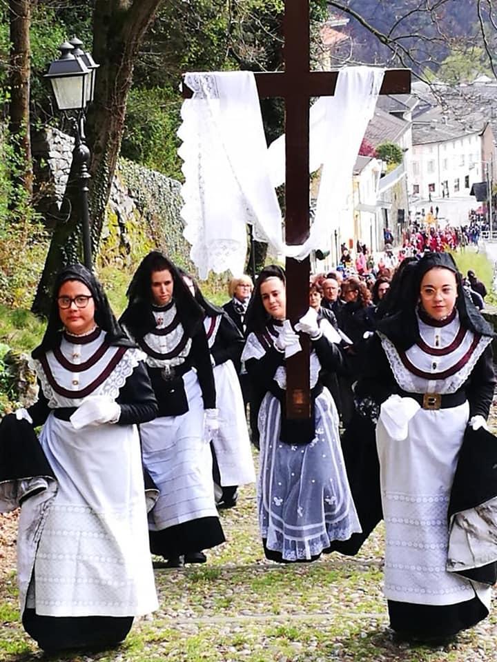 Processione delle Palme dalla capp.XIX