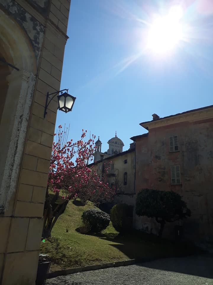 Ricerca sul Sacro Monte di Varallo