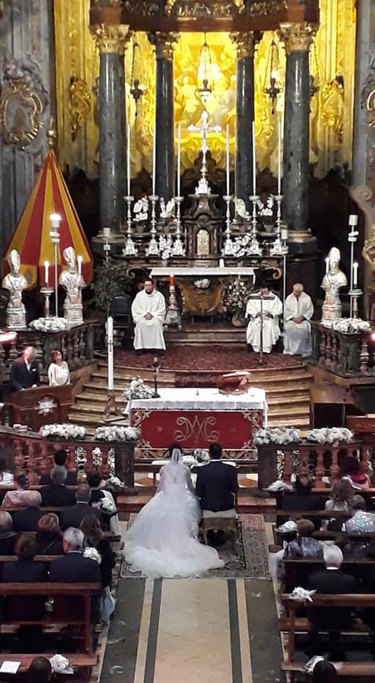 Francesca e Roberto, Matrimonio al Sacro Monte